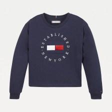 Tommy Jeans Heritage Logo Παιδική Μπλούζα με Μακρύ Μανίκι (9000065283_45076)