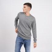 Tommy Jeans Light Blend Crew Ανδρική Πλεκτή Μπλούζα με Μακρύ Μανίκι (9000065097_7420)