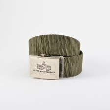 Alpha Industries Heavy Duty Belt 4cm - Ανδρική ζώνη (9000029707_1985)