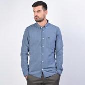 Lee Slim Button Down Shirt - Ανδρικό Πουκάμισο (9000037214_2749)