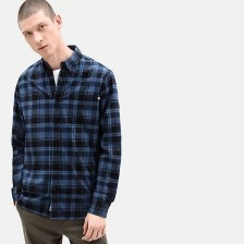 Timberland LS Back River Brushed Cotton Plaid Shir (9000040386_20550)