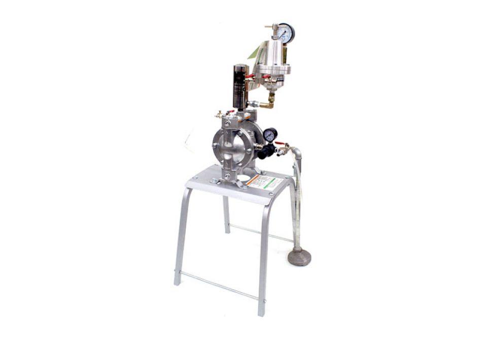 Displaying items by tag: Sealants & Adhesives pump