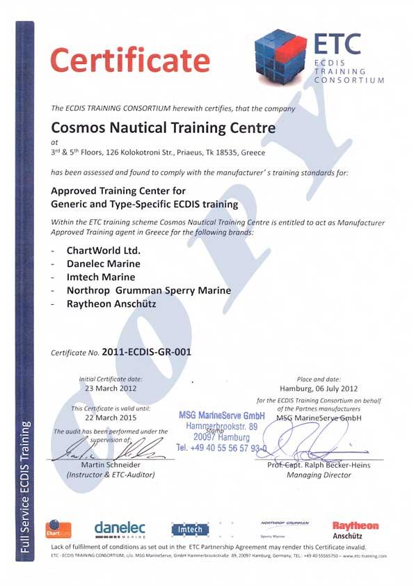 Maritime Training Courses