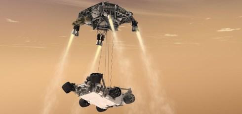 Δες σε πραγματικό χρόνο την πορεία του Perseverance προς τον Άρη