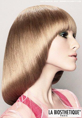 Frisuren Bilder RundBob im Stil der 70er  Frisuren Haare
