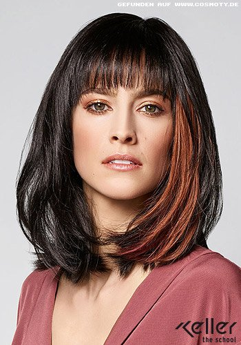 Frisuren  Trends und Bilder ber 11000 Haarschnitte als