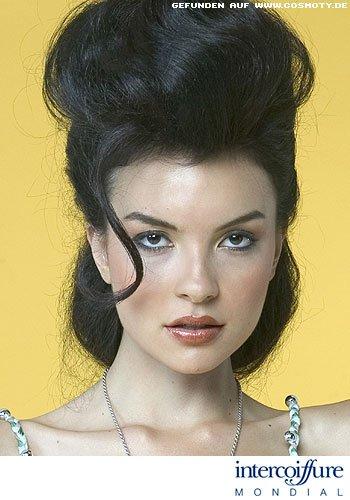 Frisuren Bilder SteckFrisur voller Opulenz  Frisuren Haare