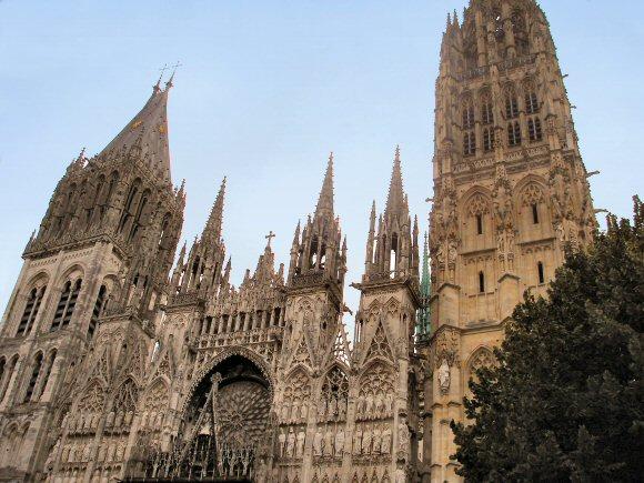 Cathdrale NotreDame de Rouen