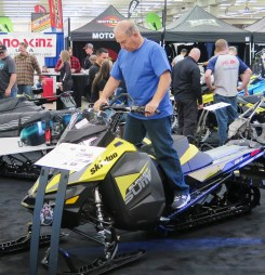 The New Sleds from Arctic Cat, Polaris and Ski-Doo
