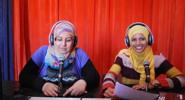 Tunisia - donne e media - COSPE