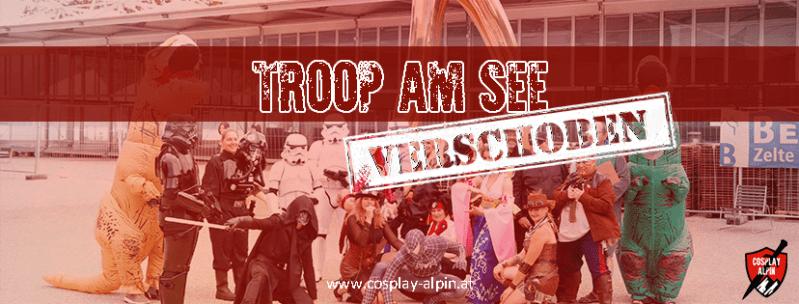 Verschoben: Der Troop am See 2020