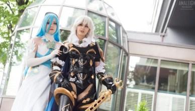 azura und kamui cosplay