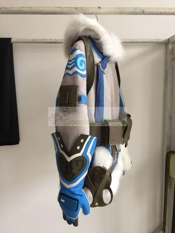 Custom Cheap Overwatch Mei Jacket Cosplay Costume In Overwatch Mei For Sale Online Cosplay