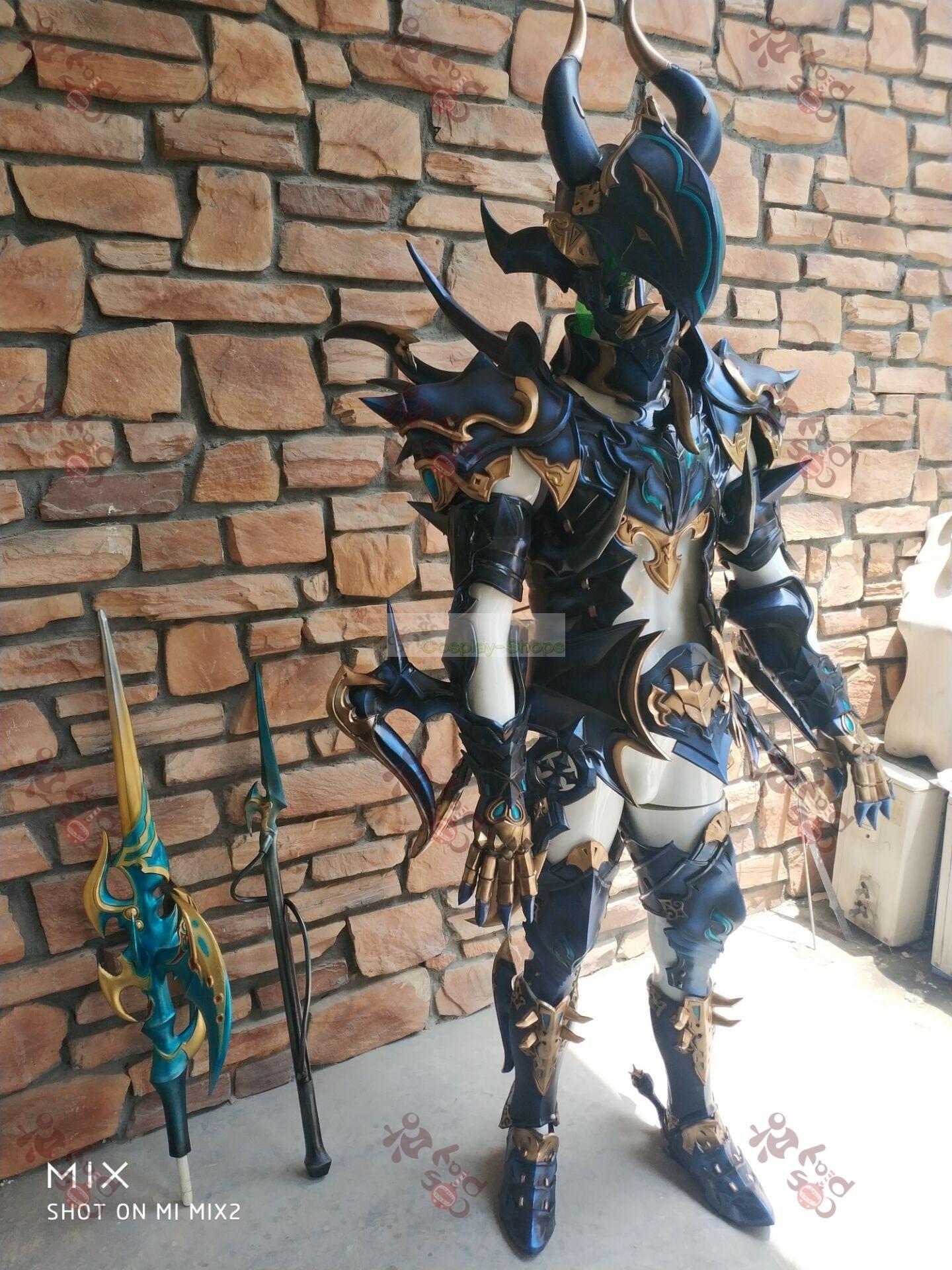 Custom Cheap Final Fantasy XIV Dragoon Lancer Full Cosplay