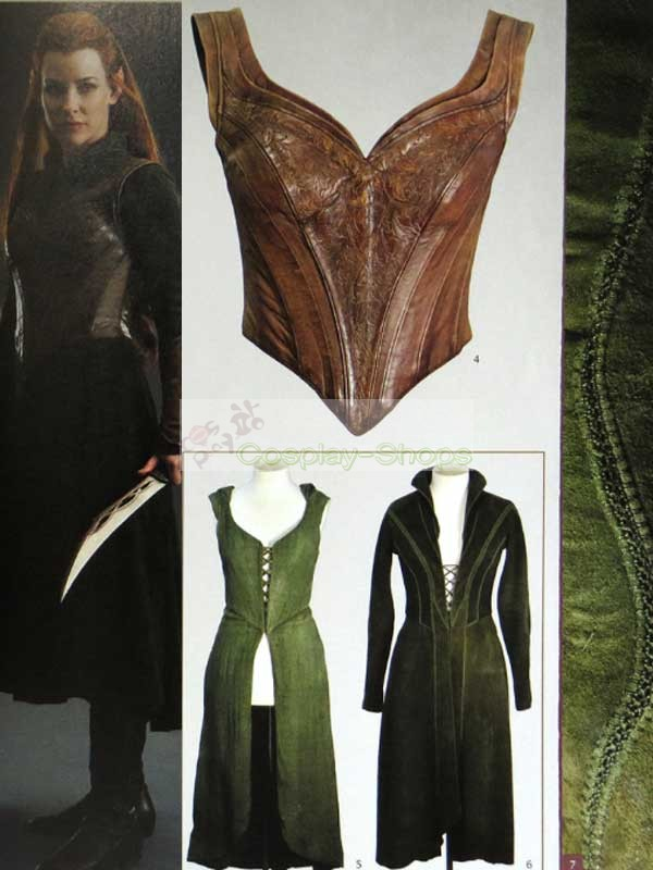 Custom Cheap The Lord of the Rings / The Hobbit Tauriel ...
