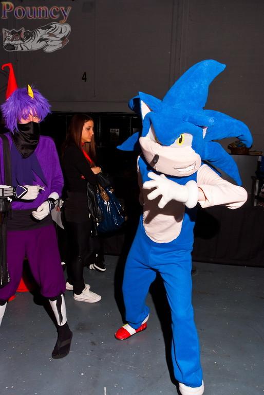Cosplay Island  View Costume  Darkiekun  Sonic