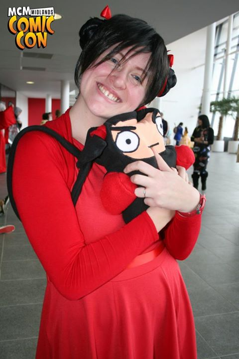 Cosplay Island View Costume Louisalulu Pucca