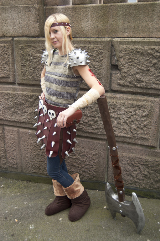 Cosplay Island  View Costume  Mtani  Astrid Hofferson