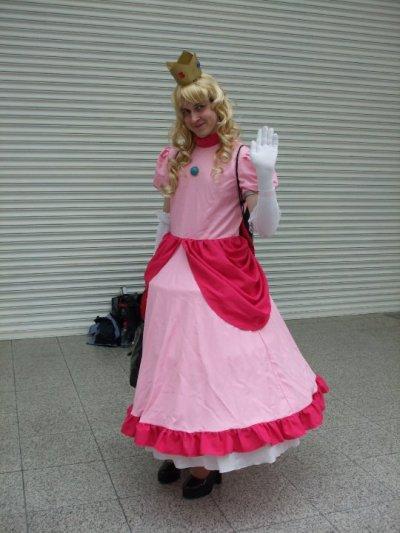 Cosplay Island | View Costume | Anime_Angel - Princess Peach