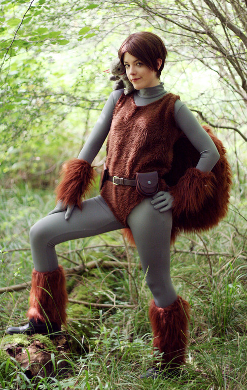 Cosplay Island  View Costume  redderz  Squirrel Girl