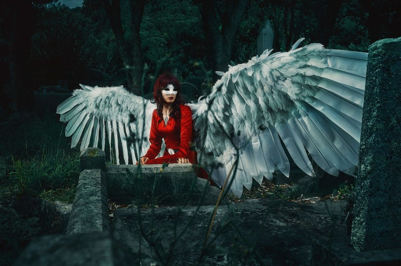 Ravenheart Cosplay by Heapsofpics