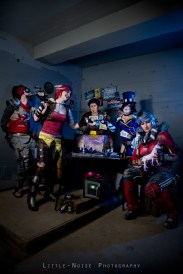 Borderlands group by Little-Noise Photography