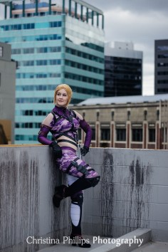 Kayoss Cosplay by Christina Phillips Photography
