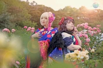 Icaruskun and Noo.chan by Lumenox Photography