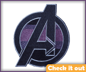 Avengers Patch.