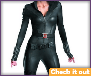 Black Widow Uniform.