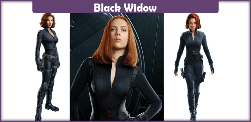 Black Widow Costume A Diy Guide Cosplay Savvy