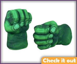Hulk Smash Hands.