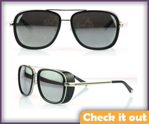 Black Sunglasses.