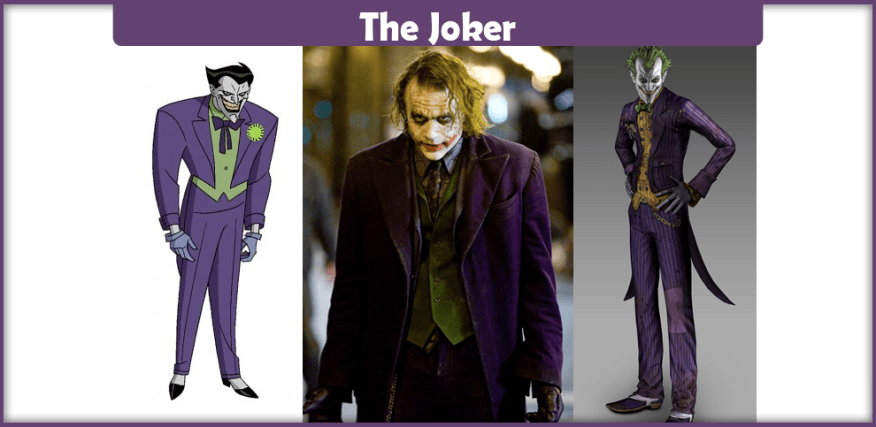 Joker Costume A Diy Guide Cosplay Savvy