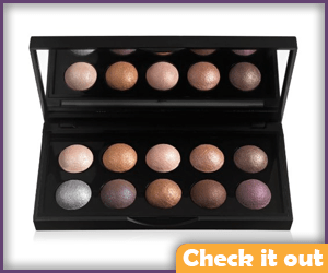 Eye shadow Palette.