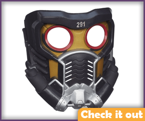 Star-Lord mask.