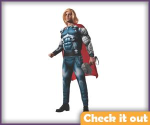 Thor Costume Alternate.