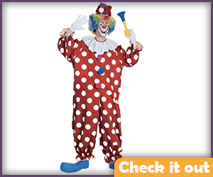 Clown Costume.