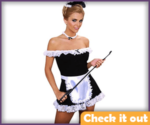 French Maid Costume.