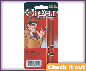 Prop Cigar.