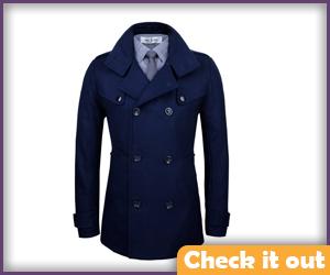 Blue Collar Coat.
