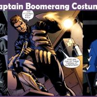 Captain Boomerang Costume – A DIY Guide
