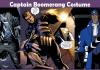 Captain Boomerang Costume