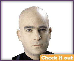 Bald Cap.