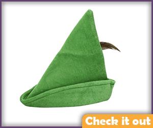 Robin Hood Cap.