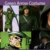 Green Arrow Costume - A DIY Guide