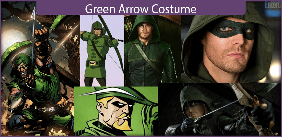 Green Arrow Costume – A DIY Guide