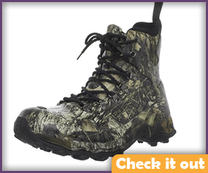 Camouflage Boots.