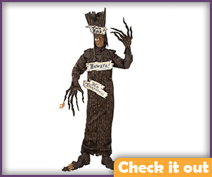 Haunted Tree Costume.