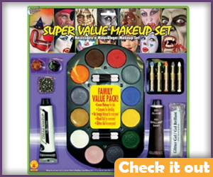 Costume Makeup Kit.